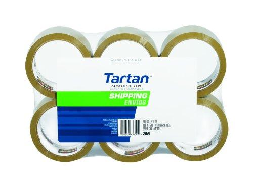 Bulk-Packed Commercial Grade Tape, 2