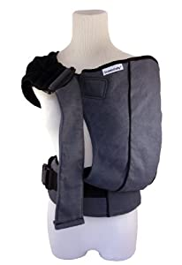 Scootababy V3 Hip Carrier (Charcoal) from Scootababy