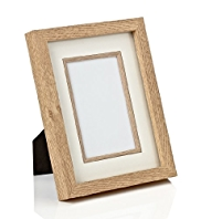 "Mount Photo Frame 10 x 15cm (4 x 6"")"
