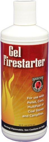 MEECO'S RED DEVIL 416 Gel Firestarter (Coal Stove Fire Starter compare prices)