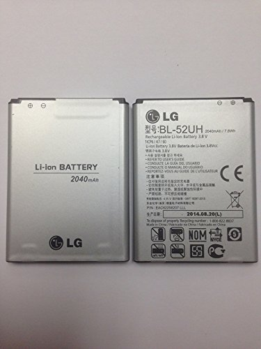 New OEM LG BL-52UH BL52UH L41c Ultimate 2 Straight Talk Trac Fone Net 10 Battery by O4L (Battery Lg Optimus V compare prices)