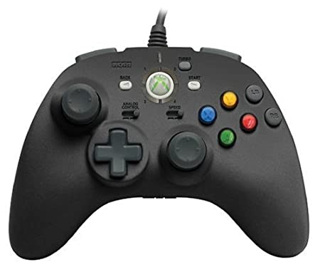 Xbox 360 Pad EX 2 with Turbo - Black