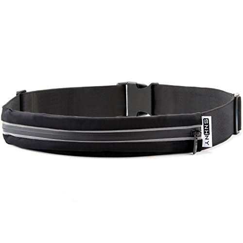 Top-Fit-Running-Belt-for-Men-Women-Holds-all-IPhones-Accessories-Completely-Comfortable-Running-Belt-for-Trail-Running-or-Hiking-GUARANTEED-Best-Running-Belt-Higher-Quality-Than-Competitors-30-Day-Rav