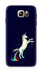 Samsung Galaxy Note 5 3Dimensional High Quality Designer Back Cover by 7C