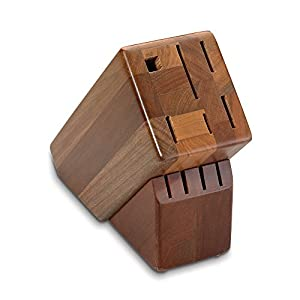 Victorinox 10-Slot Hardwood Knife Block