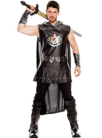 Amazon.com: MUSIC LEGS Men's Medieval Warrior King: Clothing