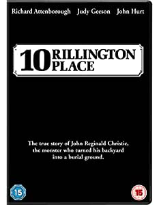10 Rillington Place [1970] [DVD] [1971]