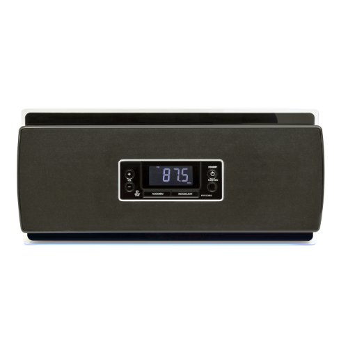 Pyle Bluetooth Wireless Audio Streaming Clock Radio With Fm Receiver And Alarm Clock