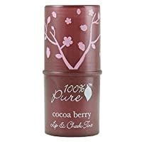 100% Pure Lip and Cheek Tints Shimmery from 100% Pure