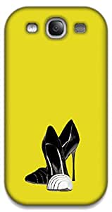 The Racoon Grip High Fashion hard plastic printed back case / cover for Samsung Galaxy S3
