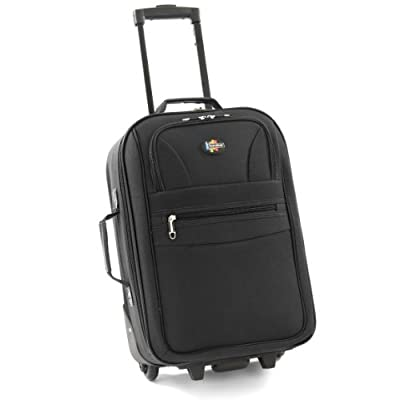 Karabar Cabin Approved Suitcase H53 x W35 x D20 cm all parts included by Karabar
