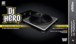 Activision PS2 DJ Hero Stand-Alone Turntable
