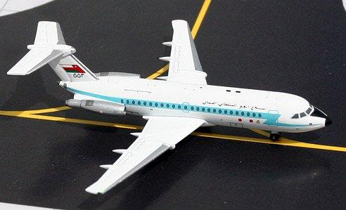 1: 400 ジェミニセレクト Oman Air Force BAC 111-400 (並行輸入)