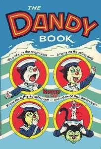 The Dandy Book 1963 (Annual)