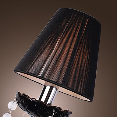 MAMARONECK - Lampe Murale Cristal Abat-Jour - 2 slots š€ ampoule