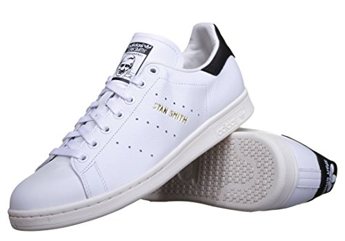 アディダス adidas スタンスミス STAN SMITH ホワイト×ブラック 23.0cm S75076