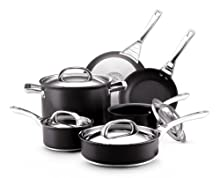 Circulon 80580 Infinite Circulon 10-Piece Cookware Set