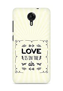 Amez Love is in the Air Back Cover For Micromax Canvas Xpress 2 E313