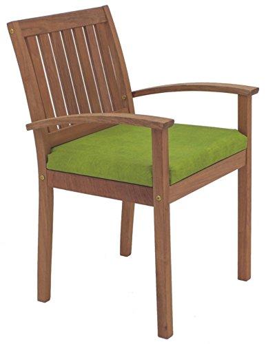 Tramontina 13827/322 Gartenstuhl Atlanta Armchair aus Jatoba FSC, edelholz bestellen