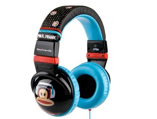 SKULLCANDY 2011model PAUL FRANK