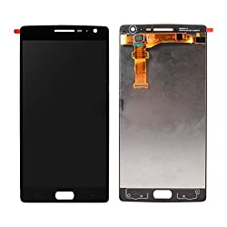 OnePlus Two Full LCD Display + Touch Digitizer Screen Replacement for One Plus 2 with Tempered glass by Online For Good