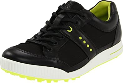ECCO Mens Street Textile Golf Shoe by ECCO