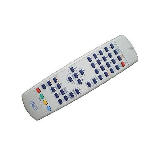 Goodmans LD1955D LCD TV Compatible Remote Control ( No Coding Required )