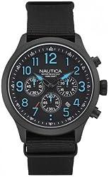 Nautica Nylon Mens Watch NAI16514G