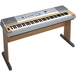 Yamaha DGX-630 88 Full-Sized Keyboard with Weighted Action