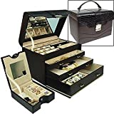 Andrea Travel Jewellery Box with Mini Travel Caseby Andrea