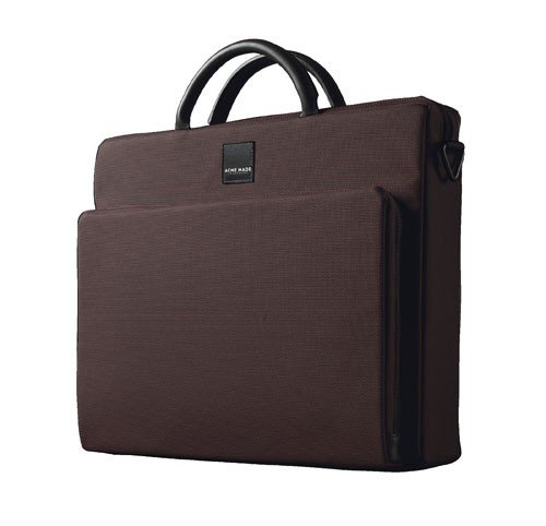 Acme Made Slim Cargo 13-Inch MacBook Nylon Case (Chocolate Brown)