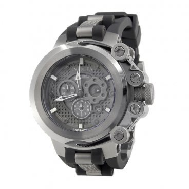 Invicta Men's Coalition Forces Swiss Quartz Chronograph Polyurethane Strap Watch 11667