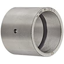"RBC Bearings Pitchlign IR7275C 1.25"" Bore, 1.5"" OD, 1.26"" Width Inner Ring For Needle Roller Bearings"