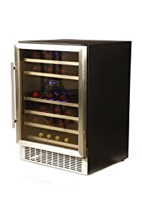 Hostess HW46MA 46-Bottle Wine Cabinet