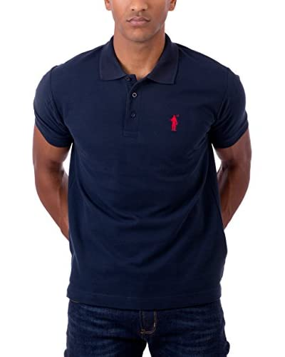 POLO CLUB Poloshirt Original Small Rigby Cro Mc