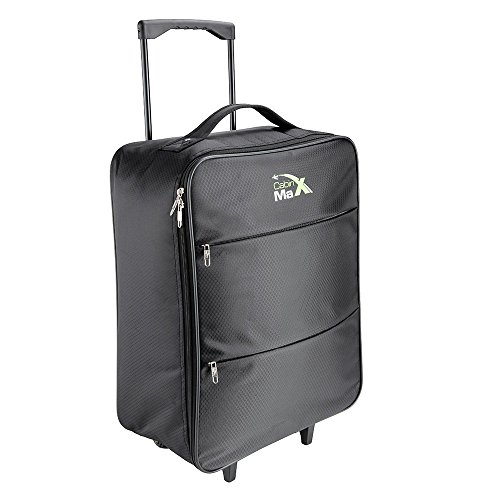 cabin-max-stockholm-lightest-ripstop-cabin-approved-trolley-bag-145kg-55x40x20cm-44l-capacity-black