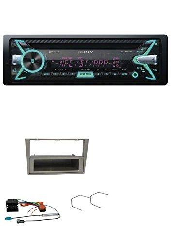 Sony-CD-MP3-USB-Bluetooth-Autoradio-fr-Opel-Astra-H-Corsa-D-Zafira-B-satin-stone