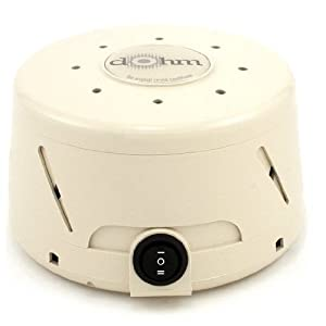 Marpac Dohm-DS Dual Speed Sound Conditioner, Fog White