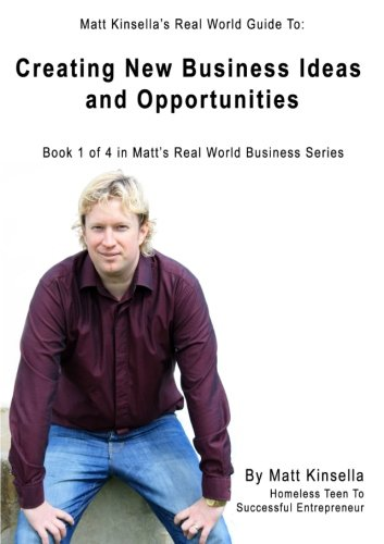 Creating New Business Ideas and Opportunities