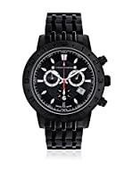Chrono Diamond Reloj con movimiento cuarzo suizo Man 11600E Hektor Negro 44.0 mm