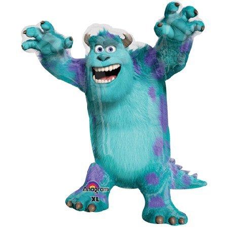 Imagen de Monsters University - Sully Supershape Xl globo