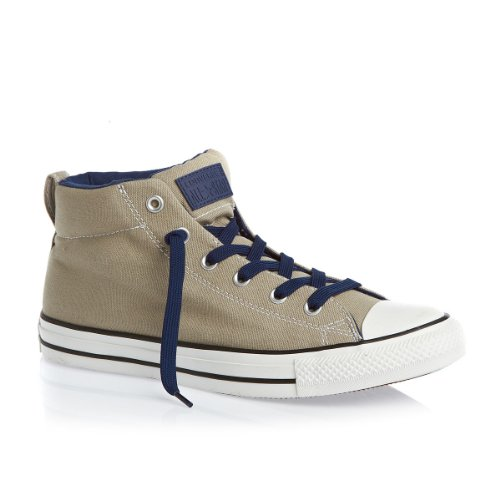 Converse Chuck Taylor Unisex Street Mid Shoes (10.5 B(M) US Women / 9 D(M) US Men')