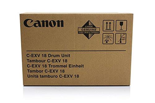 Originale Canon 0388B002 / CEXV18 tamburo di stampa (ca. 26.900 Pagine) per Imagerunner 1018, 1019, 1020, 1022, 1024; IR 1018, 1019, 1020, 1022, 1024, 1025