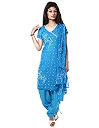 NITARA Women's Cotton Stitched Salwar Suit Sets - B01AJK4FLK
