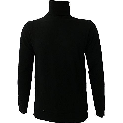 Dolcevita +39 Masq Uomo 0705 - Maglia M90004 100% lana merinos - Made in italy (L)