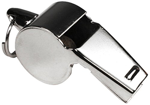 Kiefer 691001 Deluxe Whistle, Solid Brass (Whistle Brass compare prices)