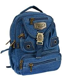 Eurostyle 13007 True Blue Series Blue Backpack