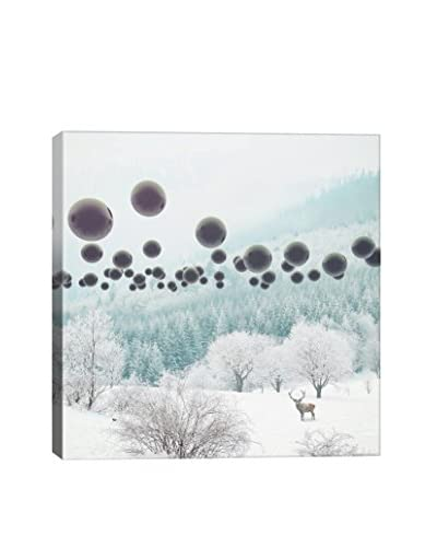 Forest Phantom Gallery-Wrapped Canvas Print