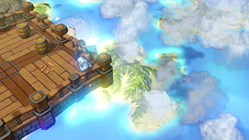 レミロア~少女と異世界と魔導書~ - PS4  ゲーム画面スクリーンショット1