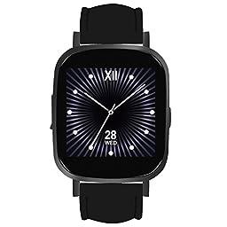 ANCwear Smart Watch Phone - Black